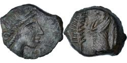 Ancient Coins - Coin, Volcae Arecomici, Bronze Æ, Ist century BC, , Bronze