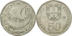 World Coins - Coin, Portugal, 50 Escudos, 1988, , Copper-nickel, KM:636