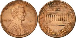 Us Coins - United States, Lincoln Cent, Cent, 1990, U.S. Mint, Denver, , Copper