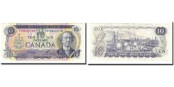 World Coins - Banknote, Canada, 10 Dollars, 1971, KM:88d, AU(55-58)