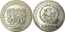 World Coins - Coin, Mexico, 10000 Pesos, 1992, Mexico City, , Silver, KM:557