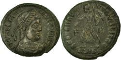 Ancient Coins - Coin, Valentinian I, Nummus, 367-375, Siscia, , Copper, RIC:15a