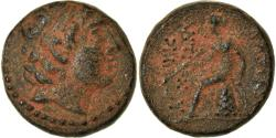 Ancient Coins - Coin, Seleukid Kingdom, Antiochos III, Bronze Æ, 222-187 BC, Antioch