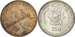 World Coins - Coin, Guinea, 250 Francs, 1970, MS(60-62), Silver, KM 21
