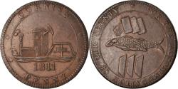 World Coins - Coin, Great Britain, Cornwall, Cornish Mines, Penny Token, 1811,
