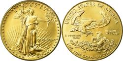 Us Coins - Coin, United States, $50, 1987, U.S. Mint, Philadelphia, , Gold, KM:219