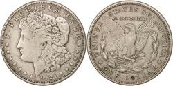 Us Coins - United States, Morgan Dollar, 1921, San Francisco, VF, KM:110