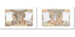 World Coins - France, 5000 Francs, Terre et Mer, 1951, 1951-08-16, EF(40-45), Fayette:48.5