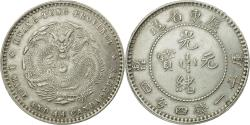 World Coins - Coin, China, KWANGTUNG PROVINCE, Kuang-hs, 20 Cents, Undated (1890-1908)