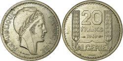 World Coins - Coin, Algeria, 20 Francs, 1949, Paris, ESSAI, , Copper-nickel, KM:E1