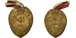 World Coins - Serbia, Journée Serbe, Medal, 1916, Excellent Quality, Bronze, 40