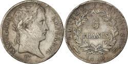 World Coins - Coin, France, Napoléon I, 5 Francs, 1813, Utrecht, , Silver