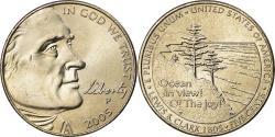 Us Coins - Coin, United States, 5 Cents, 2005, Philadelphia, , Nickel, KM:369