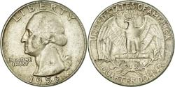 Us Coins - Coin, United States, Washington Quarter, Quarter, 1956, U.S. Mint, Philadelphia