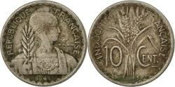 World Coins - Coin, FRENCH INDO-CHINA, 10 Cents, 1941, Paris, , Copper-nickel