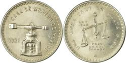 World Coins - Coin, Mexico, Onza, 1980, Mexico City, , Silver, KM:M49b.5