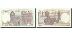 World Coins - Banknote, French West Africa, 5 Francs, 1943, 1943-08-17, KM:36, UNC(63)
