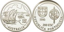 World Coins - Coin, Portugal, 200 Escudos, 1995, , Silver, KM:684a