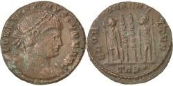 Ancient Coins - Constantine II, Nummus, Trier, , Copper, Cohen #122, 2.10