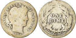Us Coins - Coin, United States, Barber Dime, Dime, 1898, U.S. Mint, New Orleans,