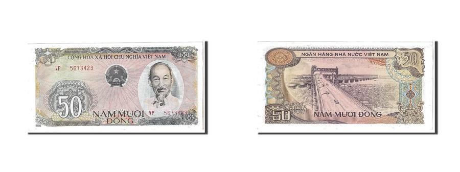 World Coins - Viet Nam, 50 Dng, 1985, KM #97a, UNC(65-70), VP5673423