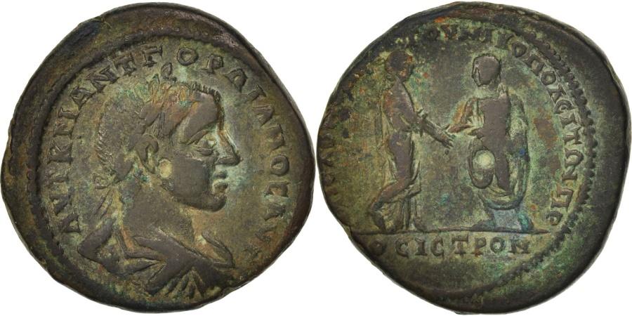 Ancient Coins - Gordian III, Bronze, Nikopolis ad Istrum, , Bronze, Moushmov:1490