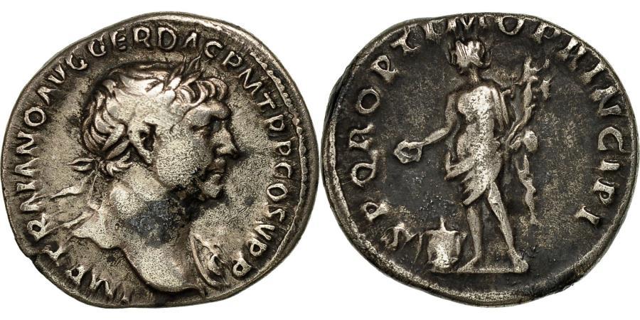 Ancient Coins - Coin, Trajan, Denarius, 103-112, Roma, , Silver, RIC:183