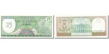 Surinam, 25 Gulden, 1982, KM:127b, 1985-11-01, UNC(65-70)