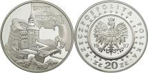 World Coins - Coin, Poland, 20 Zlotych, 1997, MS(65-70), Silver, KM:332
