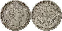Us Coins - Coin, United States, Barber Half Dollar, 1909, San Francisco