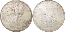 Us Coins - United States, Dollar, 2000, U.S. Mint, Philadelphia, MS(65-70), Silver, KM:273