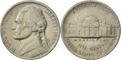Us Coins - United States, Jefferson Nickel, 5 Cents, 1986, U.S. Mint, Philadelphia
