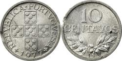 World Coins - Coin, Portugal, 10 Centavos, 1977, , Aluminum, KM:594