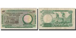 World Coins - Banknote, Nigeria, 10 Shillings, Undated (1967), KM:7, VF(20-25)