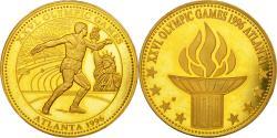 Us Coins - United States of America, Medal, XXVIème Jeux Olympiques d'Atlanta, 1996