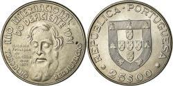 World Coins - Coin, Portugal, 25 Escudos, 1981, , Copper-nickel, KM:624