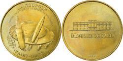 World Coins - France, Token, Touristic token, Helfaut - La Coupole n°1, Arts & Culture, 1998