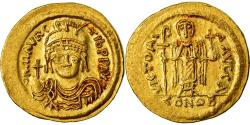 Ancient Coins - Coin, Maurice Tiberius, Solidus, Constantinople, , Gold, Sear:478