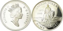 World Coins - Coin, Canada, Elizabeth II, Dollar, 1998, Royal Canadian Mint, Ottawa, Proof