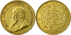 World Coins - Coin, South Africa, Pond, Een, 1894, , Gold, KM:10.2