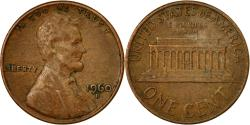 Us Coins - Coin, United States, Lincoln Cent, Cent, 1960, U.S. Mint, Denver,