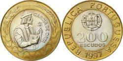 World Coins - Coin, Portugal, 200 Escudos, 1997, , Bi-Metallic, KM:655