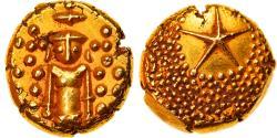 World Coins - Coin, INDIA-BRITISH, Pagoda, 1740-1807, Madras, , Gold