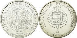 World Coins - Coin, Portugal, 5 Euro, 2007, Lisbon, , Silver, KM:782