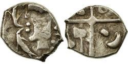 Ancient Coins - Coin, Volcae Tectosages, Drachm, AU(50-53), Silver, Latour:3254 var.