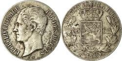 World Coins - Coin, Belgium, Leopold I, 20 Centimes, 1853, , Silver, KM:19