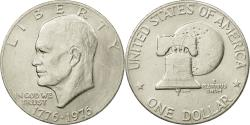 Us Coins - Coin, United States, Eisenhower Dollar, Dollar, 1976, U.S. Mint, Philadelphia