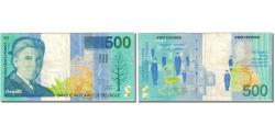 World Coins - Banknote, Belgium, 500 Francs, 1998, Undated (1998), KM:149, EF(40-45)