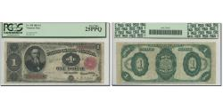 Us Coins - Banknote, United States, One Dollar, 1891, 1891, KM:58, graded, PCGS, 80437069