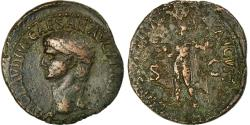 Ancient Coins - Coin, Claudius, As, Rome, , Bronze, RIC:95
